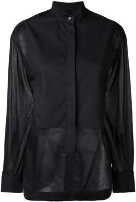 Golden Goose belted blouse