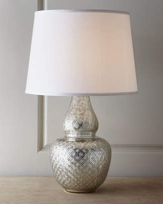 Jamie Young Harlequin Gourd Lamp