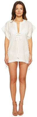 Marysia - Nantucket Dress Cover-Up Women's Dress $561 thestylecure.com