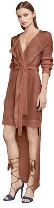 BCBGMAXAZRIA Gabriella High-Low Dress