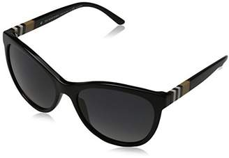 Burberry Women's 0BE4199 300213 58 Sunglasses