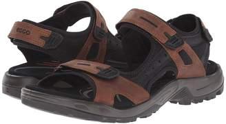 ECCO Sport Yucatan Sandal Men's Toe Open Shoes