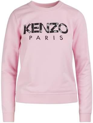 Kenzo Flower print sweatshirt