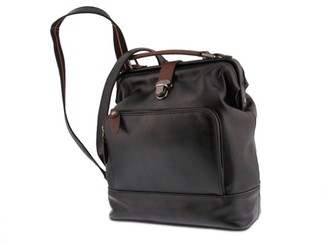 Spring Step L'artiste By Docpak Convertible Leather Backpack