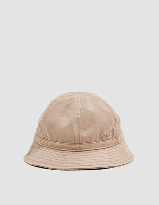 Herschel Cooperman Bucket Hat in Faded Khaki