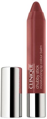 Clinique 'Chubby Stick' Moisturizing Lip Color Balm - Bountiful Blush $17 thestylecure.com