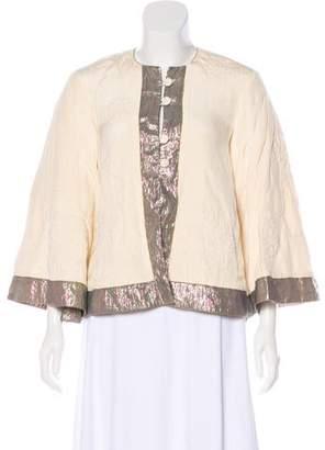 Matthew Williamson Embroidered Long Sleeve Jacket