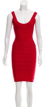 Herve Leger Sydney Bandage Dress w/ Tags