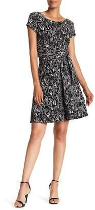 Leota Printed Brittany Dress