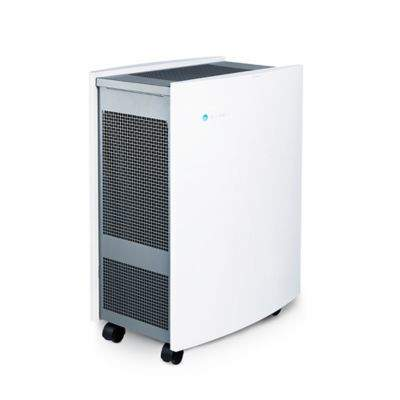 Blueair Classic 605 Air Purifier with HEPASilent Technology 775 sq. ft. WiFi Enabled in White/Grey