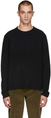 Acne Studios Black Nicholas Sweater
