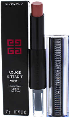 Givenchy 0.11Oz Beige Indecent Rouge Interdit Vinyl Lipstick