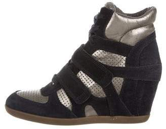 f7bc08169091 Hidden Wedge Sneakers For Women - ShopStyle
