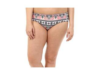 Becca by Rebecca Virtue Plus Size Belly Dancer Hipster Bottom Women's Swimwear