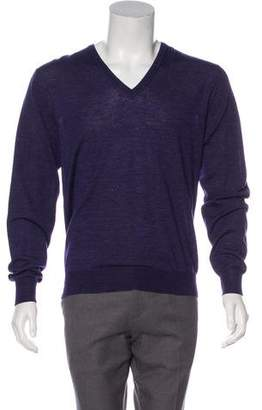 Etro Wool & Silk Sweater