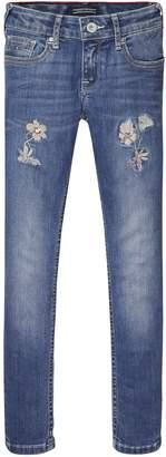 Tommy Hilfiger TH Kids Low Rise Skinny Fit Jean