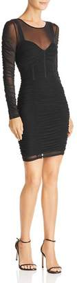 GUESS Veronica Ruched Dress