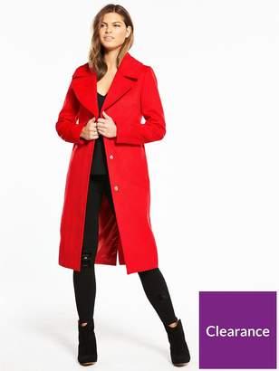 Miss Selfridge Smart Midi Coat