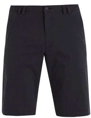 Peak Performance Civil Mid Rise Shorts - Mens - Black