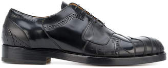 Maison Margiela polished derby shoes