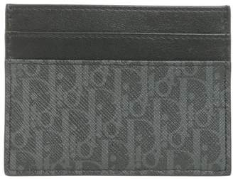 Christian Dior Logo Printed Card Holder