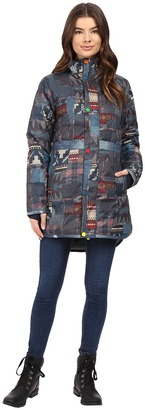 Burton L.A.M.B. x Burton Alice Insulator Jacket $349.95 thestylecure.com