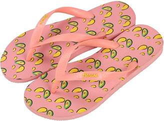 Aerusi Ocean Corte Series Avocado Flip Flop Outdoor Sandals Women's Size 7.5 to 8.5