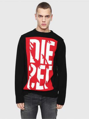 Diesel Sweaters 0WAQQ - Black - XS