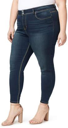Angels Tummy Tech Modern Fit Curvy Skinny Jean - Plus