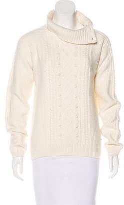 Lacoste Wool-Blend Sweater