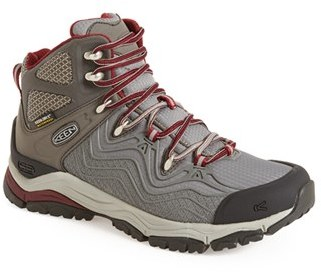 Women's Keen 'Aphlex' Waterproof Hiking Shoe $159.95 thestylecure.com