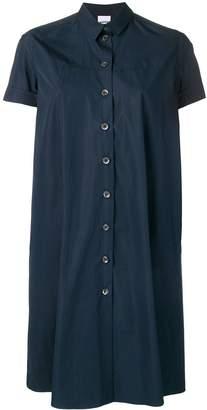 Aspesi short sleeved shirt dress