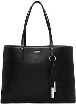 Calvin Klein Maggie Double Handle Tote Bag H8AAR7SM_BSV