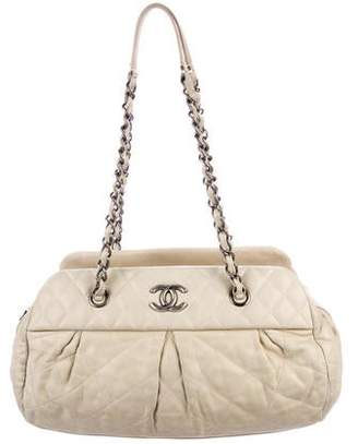 Chanel Chic Quilt Bowler Bag
