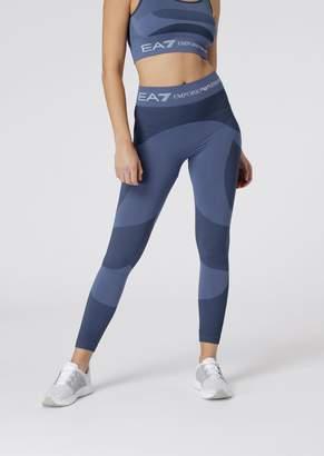Emporio Armani Ea7 Stretch Fabric 7.0 Leggings