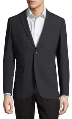 Theory Pinstripe Wool-Blend Sportcoat