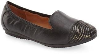 Women's Josef Seibel 'Pippa 23' Cap Toe Flat $114.95 thestylecure.com
