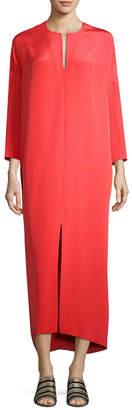 Zero Maria Cornejo Silk Shift Dress