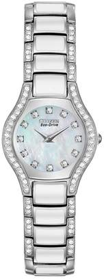 Citizen Women's Eco-Drive Normandie Crystal B23 Watch, 22mm