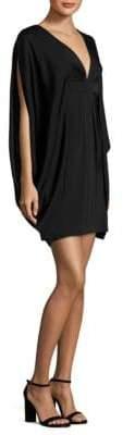 Trina Turk Blossom Cinch Waist Dress