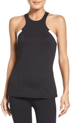 Women's Zella Clear Routine Tank $65 thestylecure.com