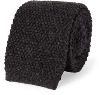 Ralph Lauren Knit Cashmere Tie