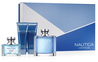Nautica Voyage Spring Gift Set $65 thestylecure.com