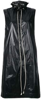 Calvin Klein drawstring neck dress