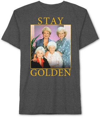 Jem Men's Big & Tall Golden Girls Stay Golden Graphic-Print T-Shirt $29.50 thestylecure.com