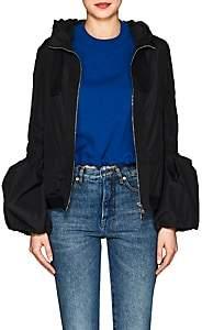Moncler Women's Bell-Sleeve Jacket-Black