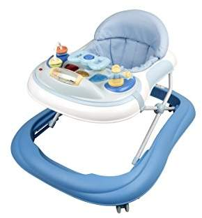 Babyco Baby Walker (Blue)
