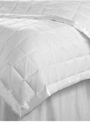 DownTown Company Villa Lightweight Cotton European White Down Filled Quilt