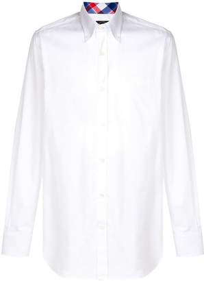 Paul & Shark poplin shirt