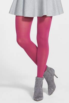 DKNY Opaque Control Top Tights $16 thestylecure.com